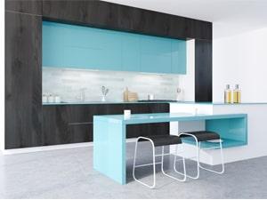 modern styles kitchen