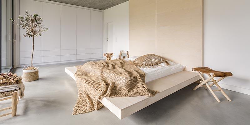 new bedroom floors