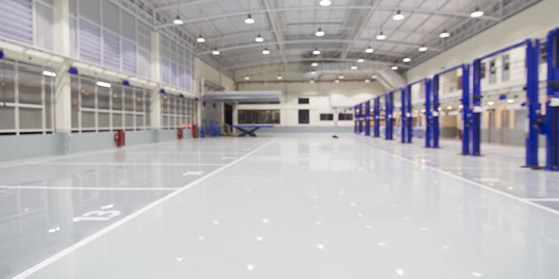 flooring installers industrial floors