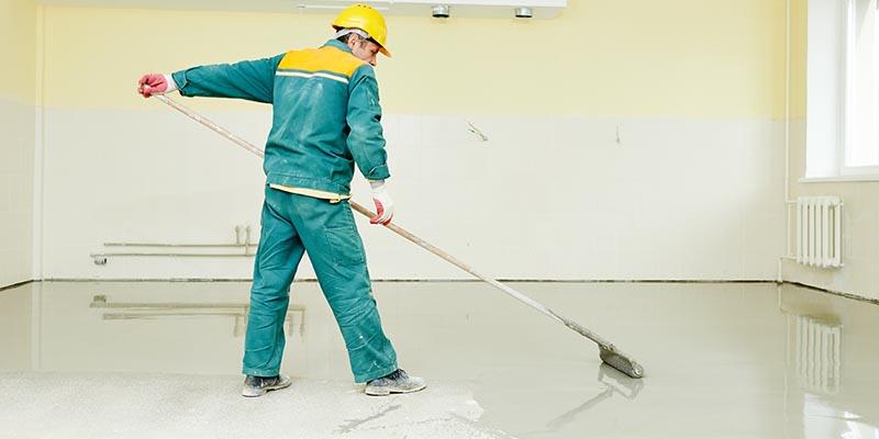 liquid porcelain floor maintenance