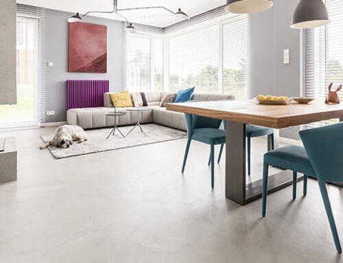 Policrete – The Ideal Option for Home Floor Design