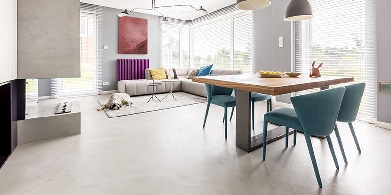 home floor design