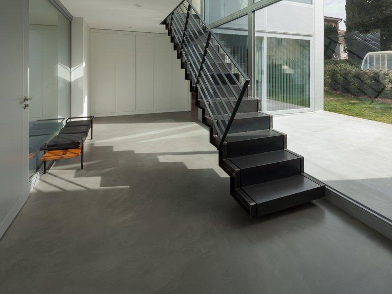 cement liquid porcelain lobby floors