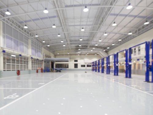 industrial floor liquid porcelain coating