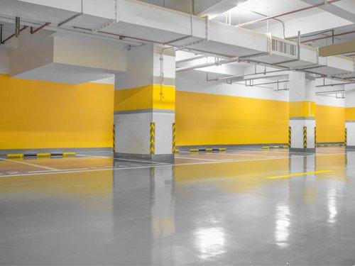 industrial floor liquid porcelain garage floors