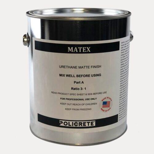 matex urethane matte finish