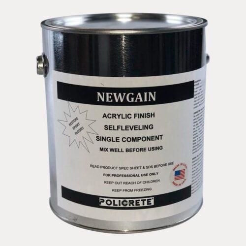 newgain acrylic finish