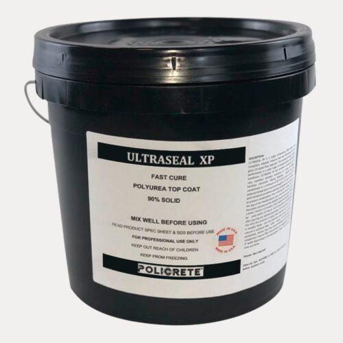 ultraseal XP fast cure polyurea top coat