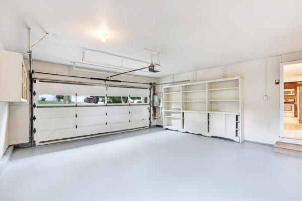 liquid porcelain residential garage floors